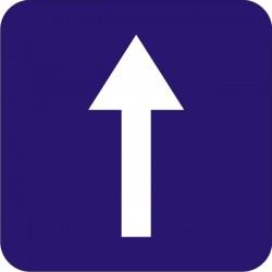Пътен знак номер Д4
