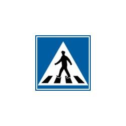 Пътен знак номер Д17