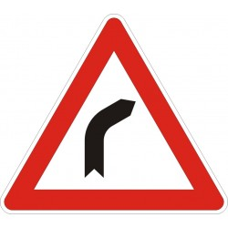 Пътен знак номер А1