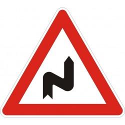 Пътен знак номер А3