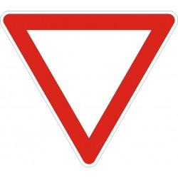 Пътен знак номер Б1