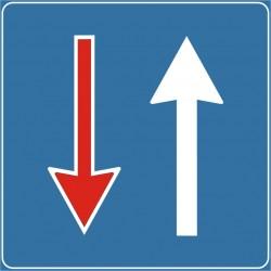 Пътен знак номер Б6