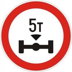 Пътен знак номер В19