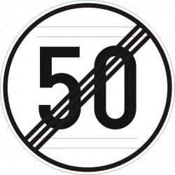 Пътен знак номер В33