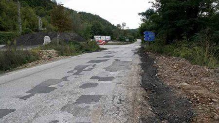 Започва реконструкцията на път III 867 Мадан – Златоград – Бенковски