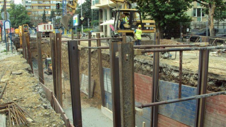 Интегриран воден проект на гр.София- Етап 1 2