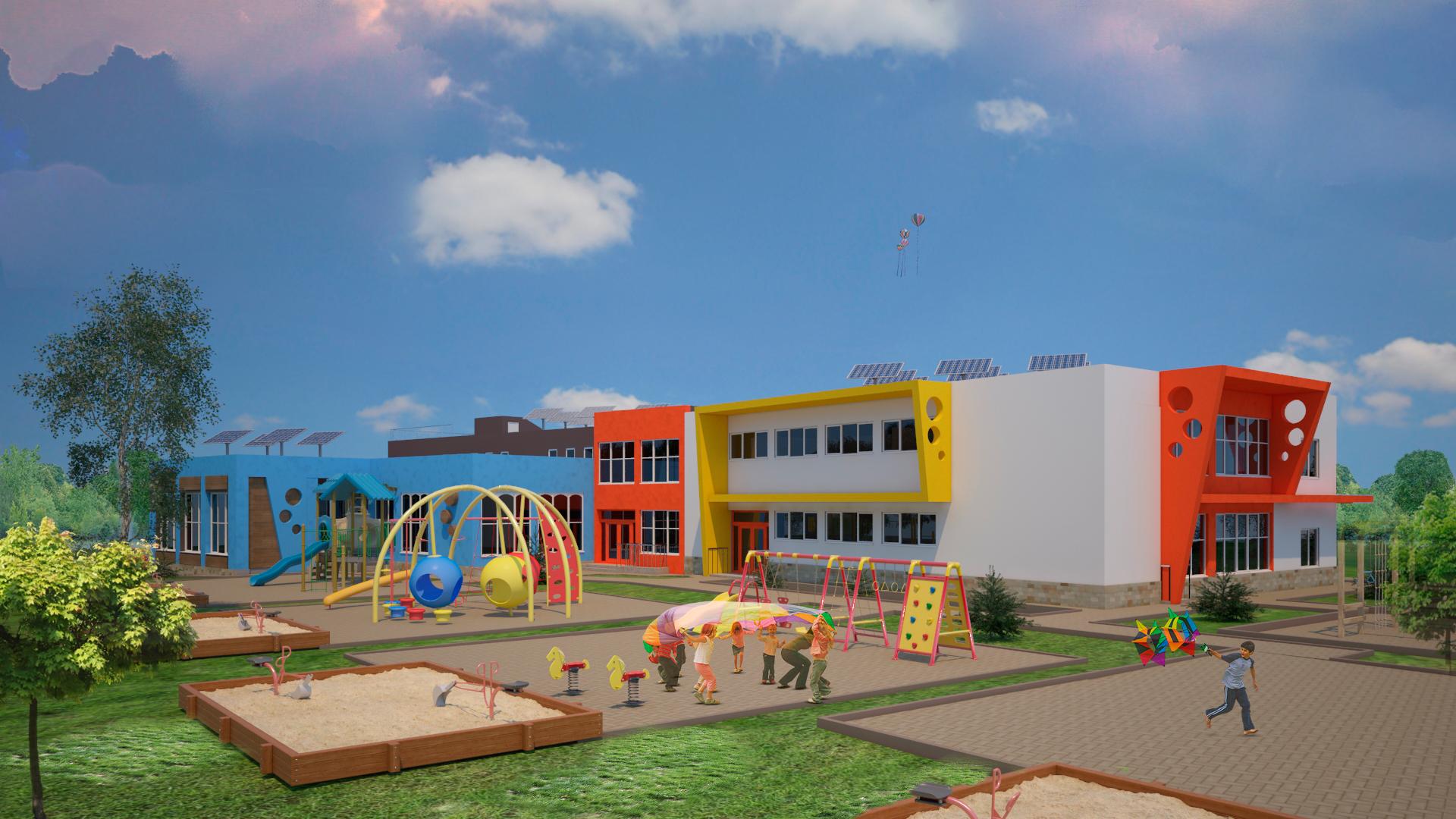 """""""ПСТ Груп"""" ЕАД ще изгражда нова детска градина в кв. """"Лозенец"""""""